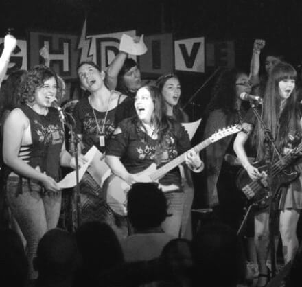 Gainesville Girls Rock Camp
